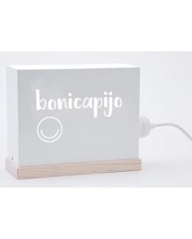 Lámpara Bonicapijo...